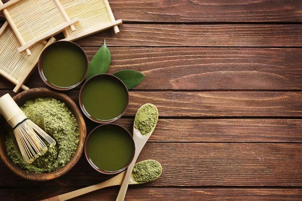 ล้วงเคล็ดลับผิวสวยแบบสาวญี่ปุ่น ด้วยสารสกัดจากชาเขียว